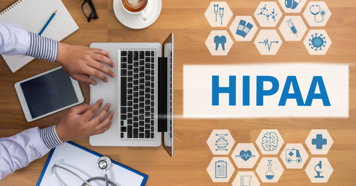 hipaa table